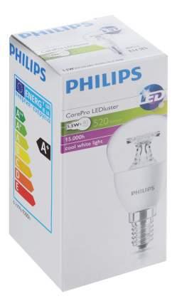 Лампа Philips CorePro lustre ND 5.5-40 W E 14 840 P 45 CL