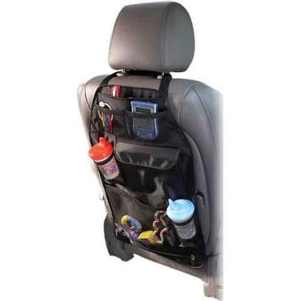 Чехол-органайзер автомобильный DIONO Stow'n'Go для спинки переднего сиденья (40245)