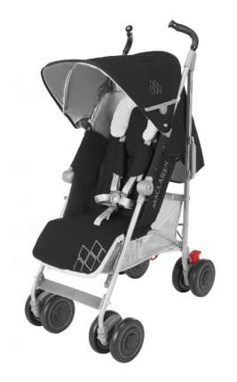 Прогулочная коляска Maclaren Techno XT Black, Silver WM1Y070092