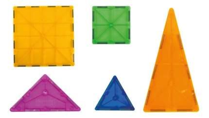 Конструктор магнитный Kribly Boo Притягательная геометрия 18 деталей