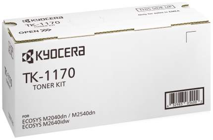 Картридж для лазерного принтера Kyocera TK-1170