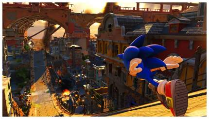 Игра Sonic Forces для Nintendo Switch