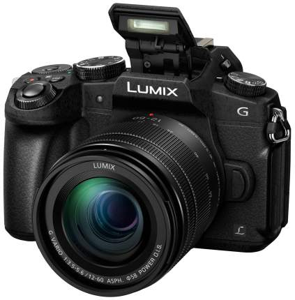 Фотоаппарат системный Panasonic LUMIX DMC-G80MEE-K