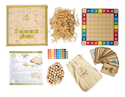 Семейная настольная игра В поисках цвета ЯиГрушка 47321