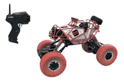Раллийная машина бигвил Драйв Red Devil красно-белая 1 TOY Т10946