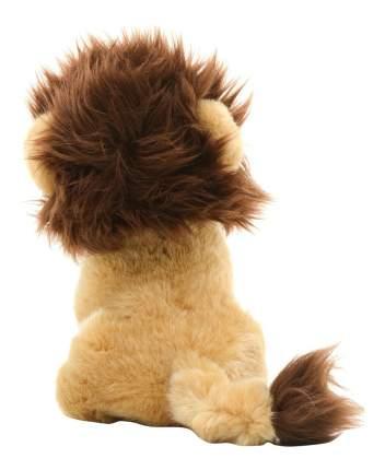 Мягкая игрушка Maxitoys Львенок 18 см бежевый коричневый MT-TSC091406-18