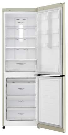 Холодильник LG GA-B429SYUZ Beige
