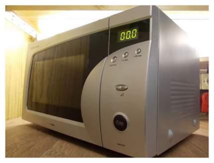 Микроволновая печь соло Electrolux EMS2105S silver/black