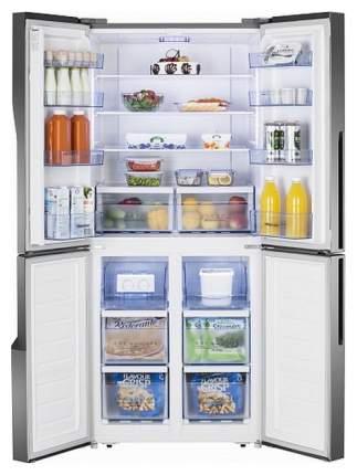 Холодильник HISENSE RQ-56 WC4SAX Silver