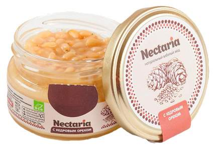 Мед Nectaria кедровый орех 130 г
