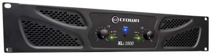 Усилитель мощности Crown XLi 3500