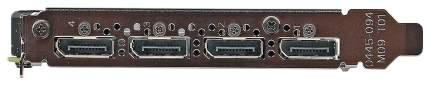 Видеокарта PNY Quadro P4000 (VCQP4000BLK-1)