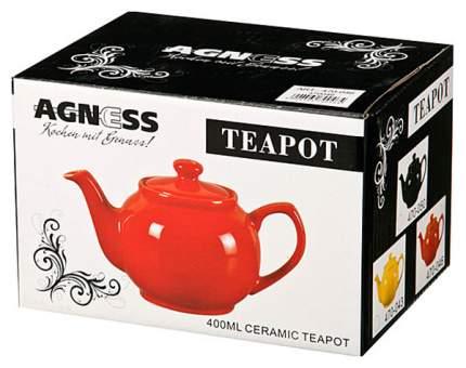 Заварочный чайник Agness 470-046