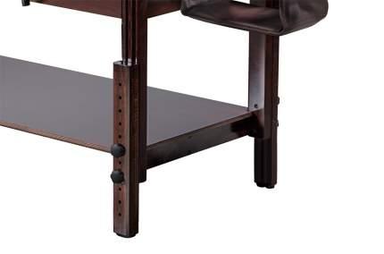 Массажный стол Yamaguchi Naomi коричневый