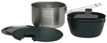 Набор туристической посуды Stanley Adventure Prep + Cook Set Stainless Steel