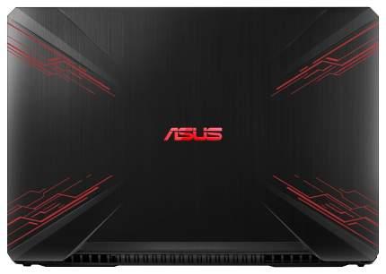 Ноутбук игровой ASUS TUF Gaming FX 504 GE-E 4086 90 NR 00 I3-M 08950