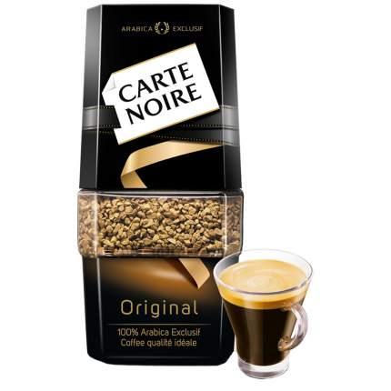 Кофе Carte Noire original растворимый сублимированный 95 г
