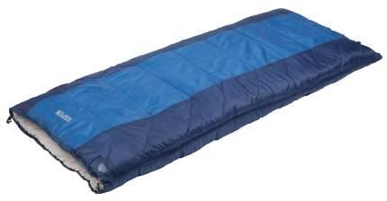 Спальный мешок Trek Planet Aspen синий, левый