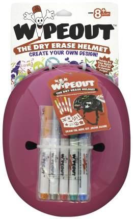 Защитный шлем с фломастерами Wipeout Neon Pink L 8+