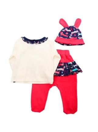 Комплект одежды детский Soni Kids темно-синий р.62
