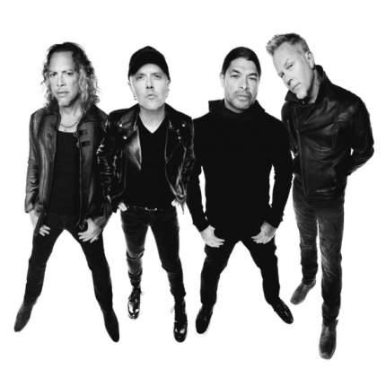 "Аудио диск Metallica ""Hardwired,,,To Self-Destruct"""