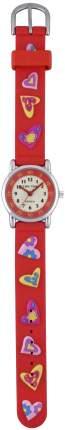 Детские наручные часы Тик-Так Н101-2 красные сердца