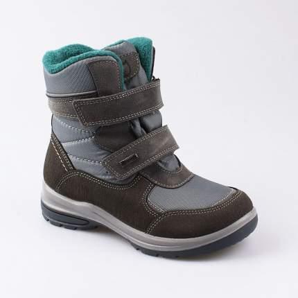 Мембранная обувь для мальчиков Котофей, 35 р-р