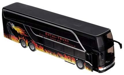 Автобус Siku Туристический Черный