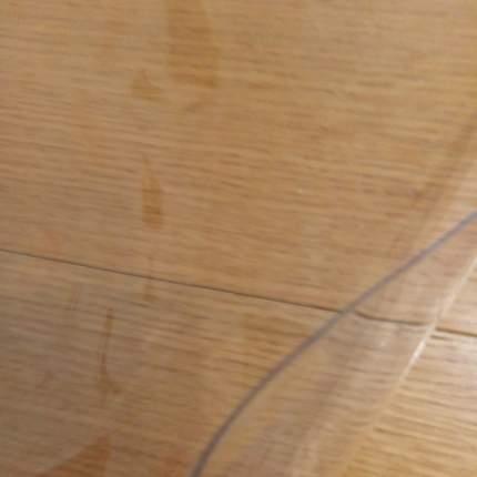 Скатерть Катрина Гибкое стекло 140х80 см