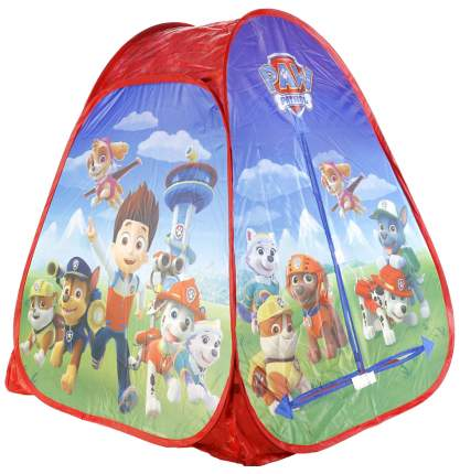 Игровая палатка Играем Вместе Щенячий Патруль