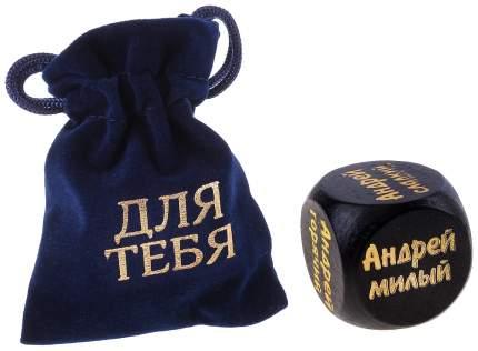 Кубик для настольных игр Sima-Land Андрей 647185