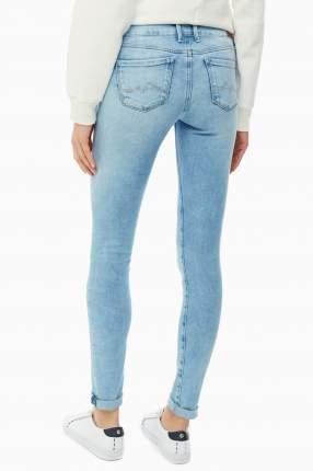 Джинсы женские Pepe Jeans PL201040D26.000 синие 25/28