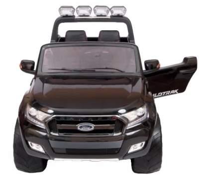 Детский электромобиль Barty Ford Ranger F650 полный привод(4WD) ЖК Монитором, Чёрный