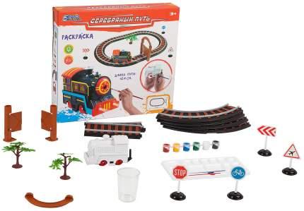 Железнодорожный набор Yako Toys Серебряный Путь