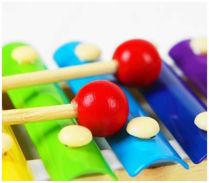 """Музыкальная игрушка """"Металлофон. Олень"""", 8 тонов Sima-Land"""