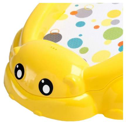 Горка для купания sima-land цвет жёлтый