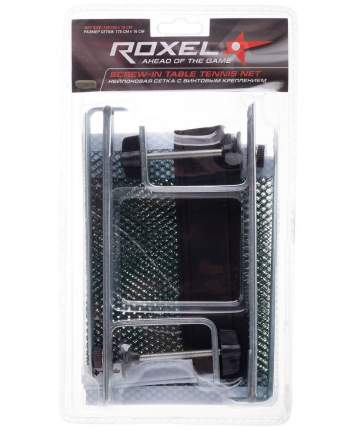 Сетка для настольного тенниса Roxel Screw-in белая