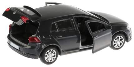 Коллекционная модель машины Технопарк GOLF-GY