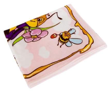 Плед Baby Nice Пчелка, розовый