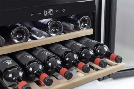 Встраиваемый винный шкаф Caso 627 WineSafe 18 EB Bl