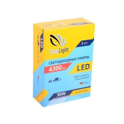 Лампа Led Clearlight H3 4300 Lm ( 2 Шт) Clearlight Clled43h3 ClearLight арт. CLLED43H3