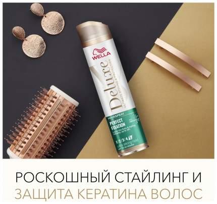 Лак для волос Wella Deluxe Perfect Fixation 250 мл
