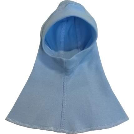 Шапка-балаклава Папитто Голубой, размер 52-54 (2-3 года)