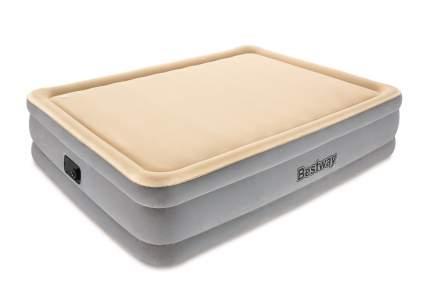 Bestway, 67486 BW, Надувная кровать FoamTop Comfort Raised Airbed(Queen)