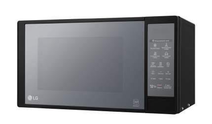 Микроволновая печь соло LG MS2042DARB black/grey