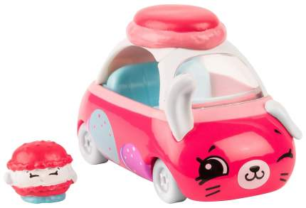 Набор пластиковых машинок Cutie Cars Shopkins Tea Break
