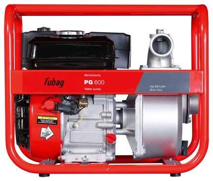 PG 600 Мотопомпа бензиновая для чистой воды (600 л/мин_26 м)