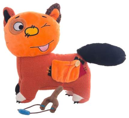 Мягкая игрушка животное Gulliver Кот хулиган 51-T78045A