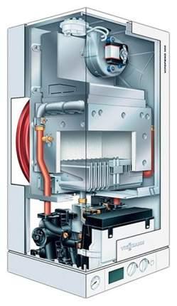 Газовый отопительный котел Viessmann Vitopend 100-W A1JB009/7571692