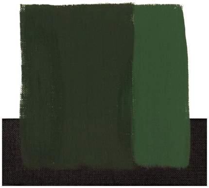 Масляная краска Maimeri Classico киноварь зеленая темная 20 мл